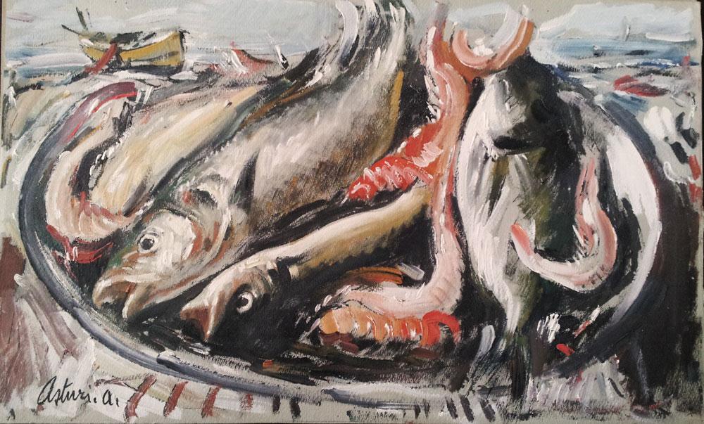 Asturi-pesci