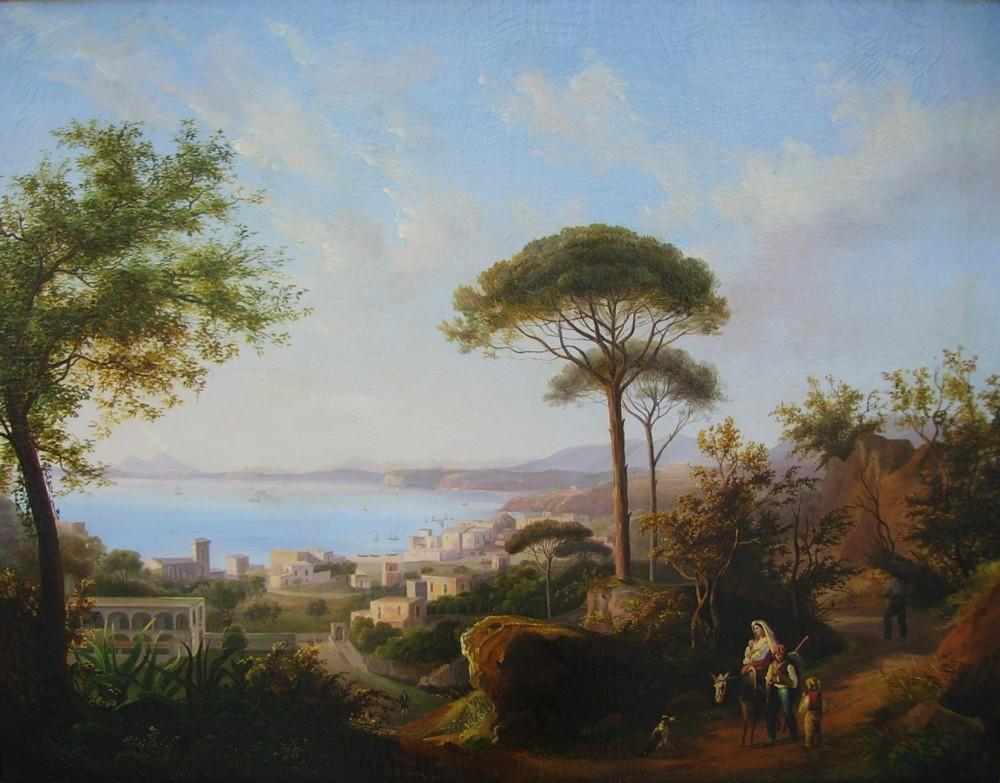 Breve storia sulla pittura napoletana dal Seicento ad oggi ...