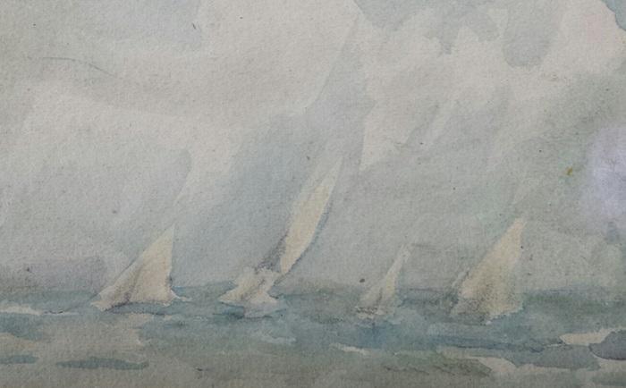 gennaro villani-regata-particolare