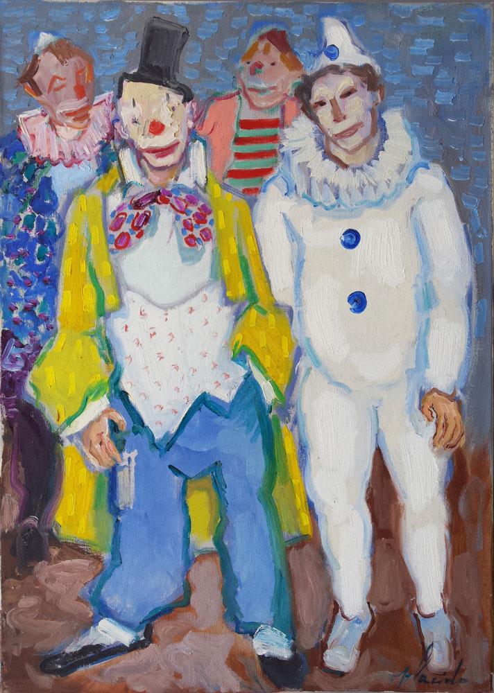 placido clowns