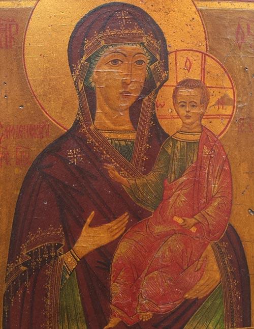 icona madonna smolensk