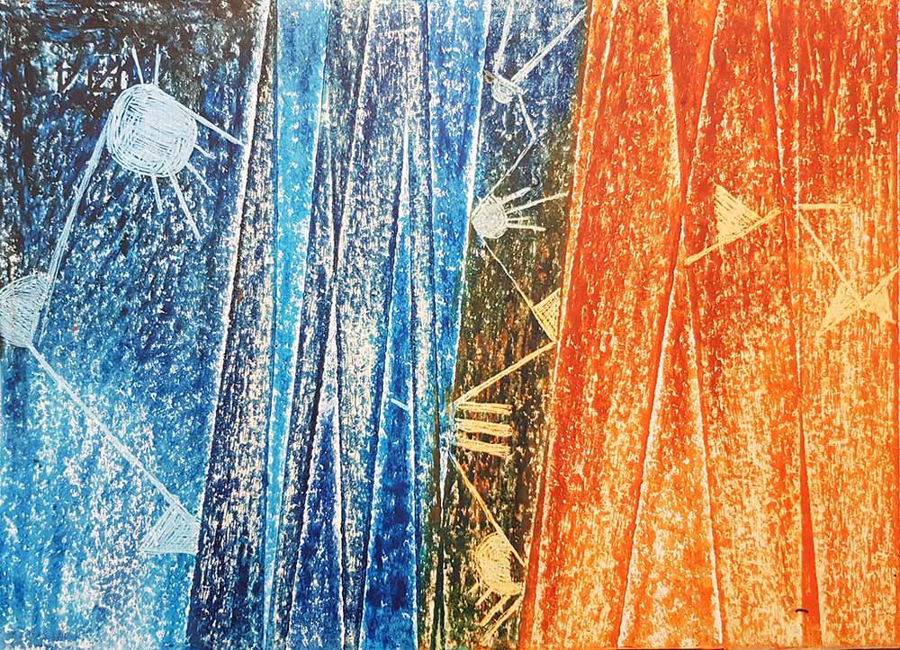 Disegno di Eduardo Zanga